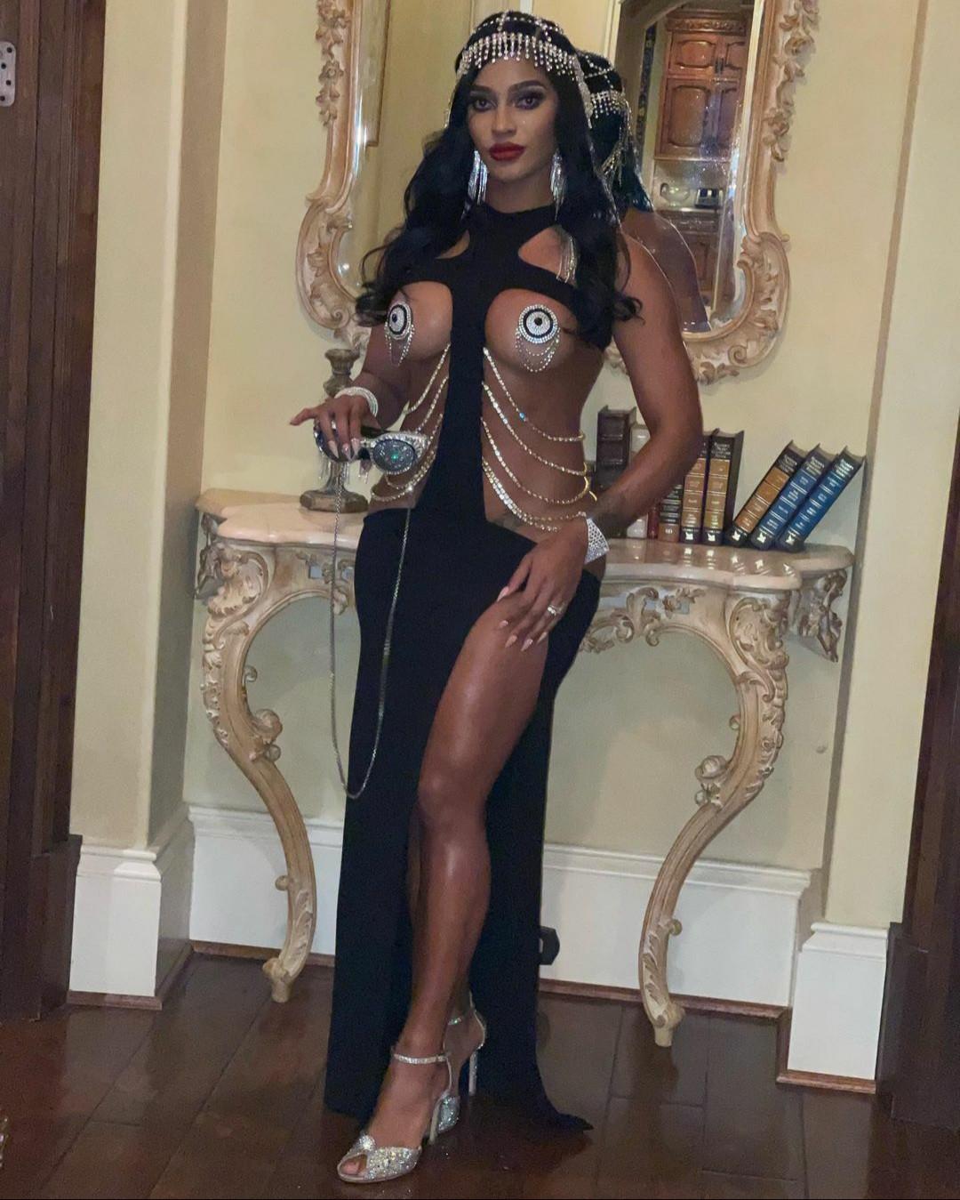 Reality TV star, Joseline Hernandez