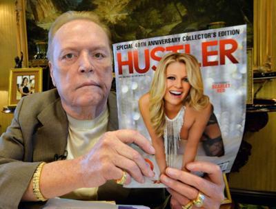 Porn mogul and Hustler publisher, Larry Flynt dies at 78