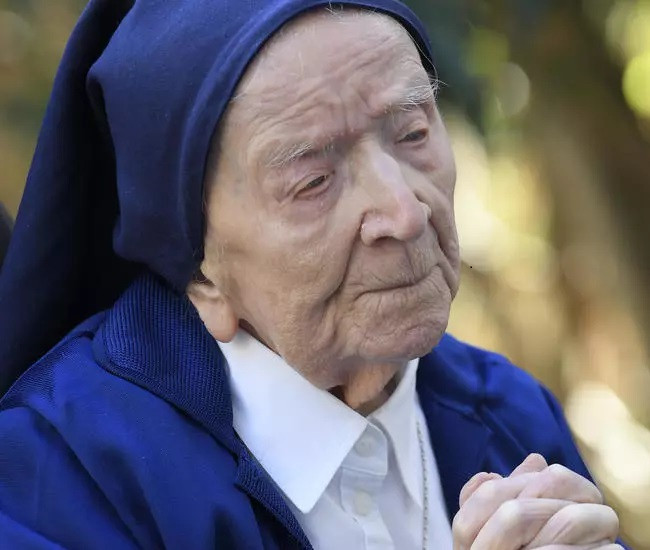 Europe?s oldest person turns 117 after surviving coronavirus