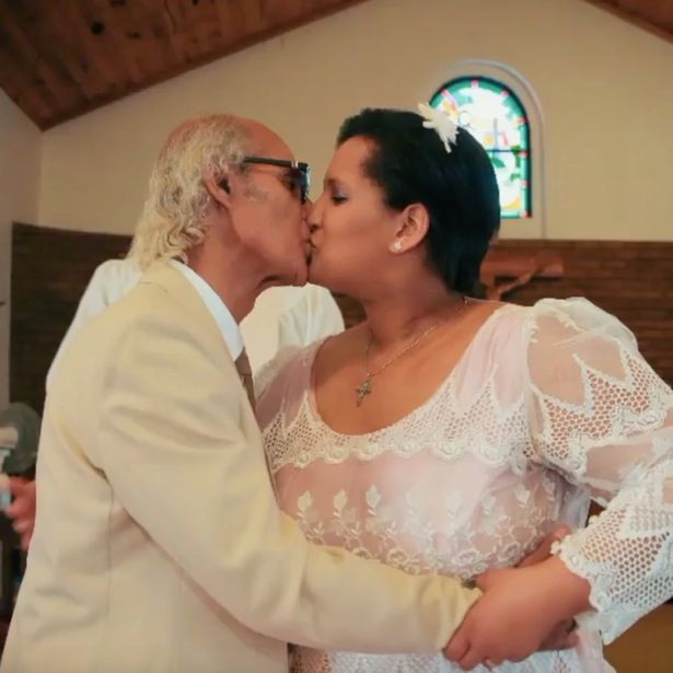 Woman, 29, marries man 51 years older than her and says her parents