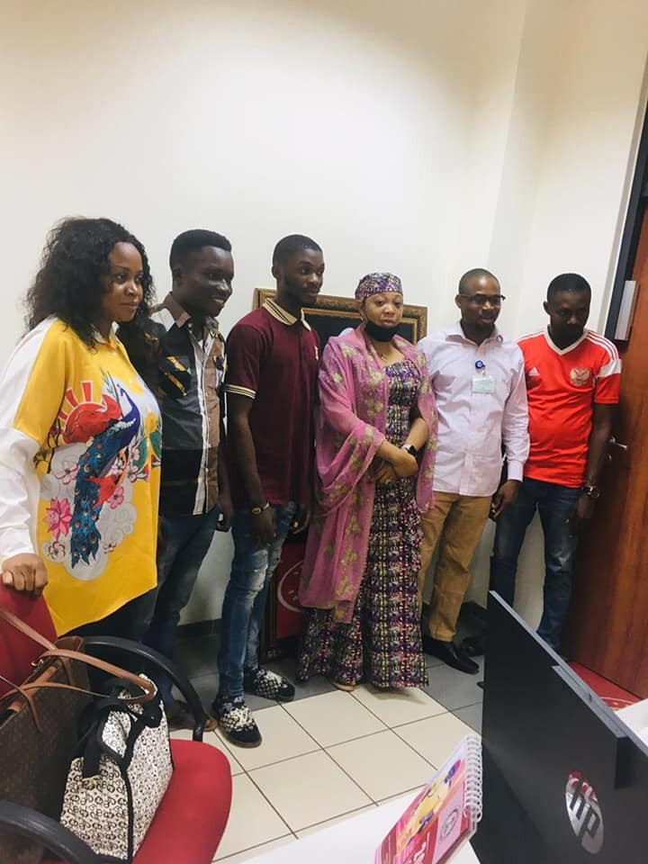 Benue barber speaks after his release, says the hairstyle he gave his customers was a Versace design