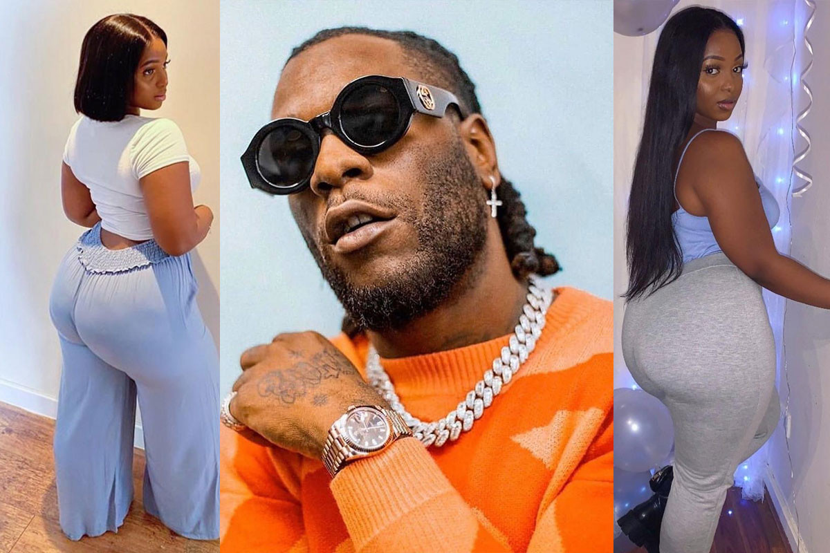 He belongs to the streets - Burna Boy?s alleged ex-lover, Jopearl replies troll who told her she couldn