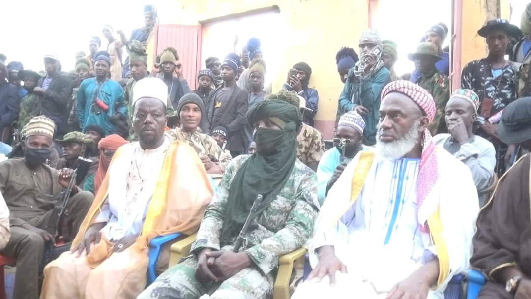 Bandits are gathering money to buy anti-aircraft missiles - Sheik Gumi