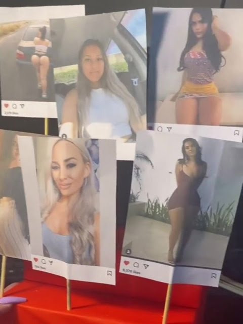Woman gives her husband pictures of girls he?s liked on Instagram as Valentine?s day gift