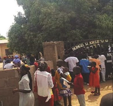 Church members lock pastor out of church for preaching strange doctrine in Benue