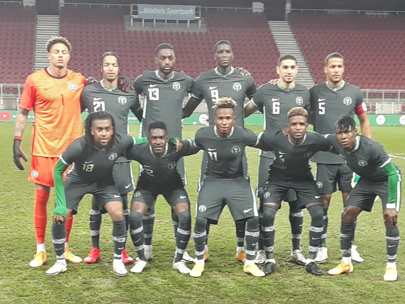 Super Eagles to play in Lagos stadium for the first time in 10 years