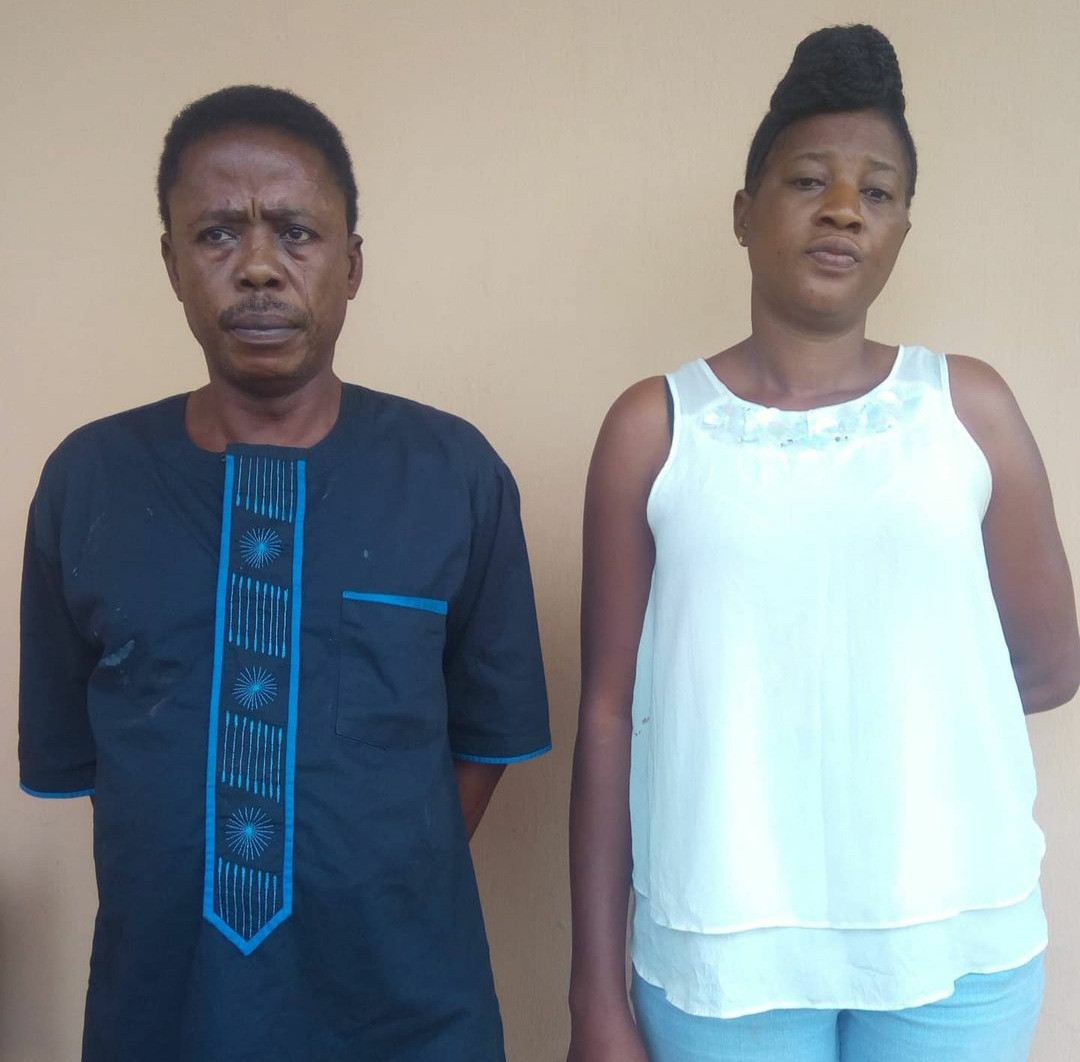 Couple bags 40 years jail term for N53m fraud