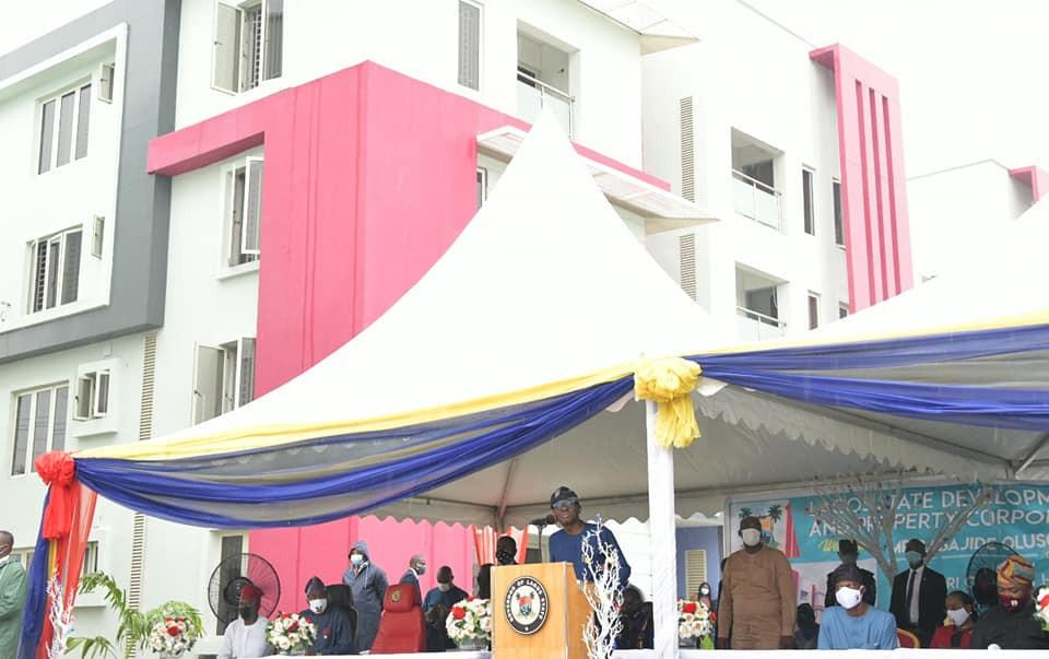 See Gov. Babajide Sanwo-Olu's Achievements in 600 Days