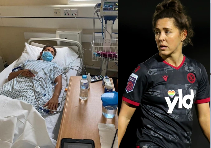 England legend, Fara Williams reveals kidney condition battle