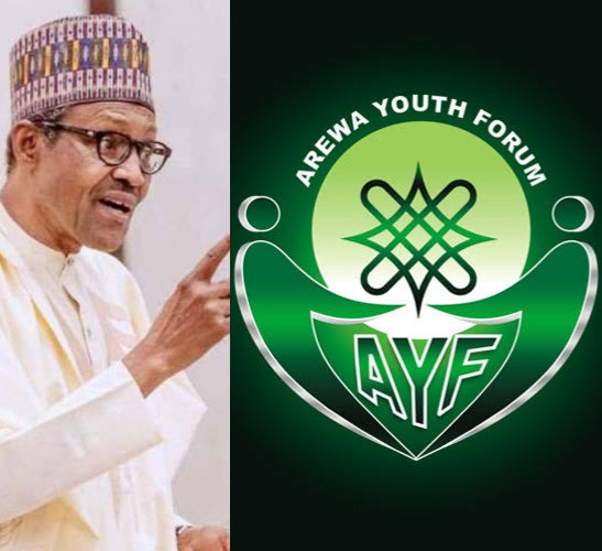 Act now to prevent another civil war - Arewa Youth Forum tells Buhari
