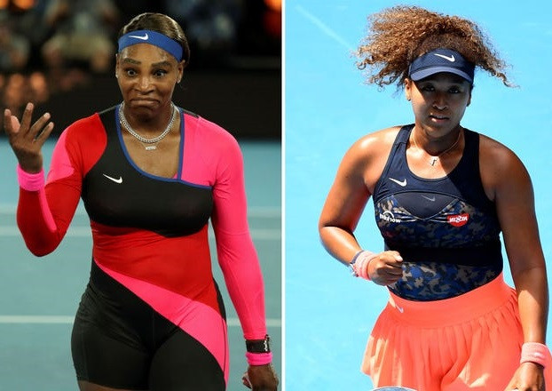Naomi Osaka beats Serena Williams again to deny her a shot at record-tying 24th major title at Australian Open