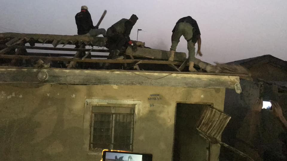 Bauchi State Govt demolishes house where arms and ammunitions were discovered