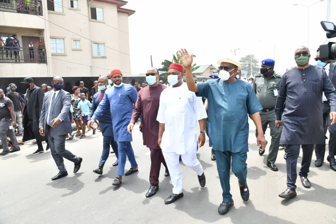 Incompetence is worsening insecurity - Governor Wike