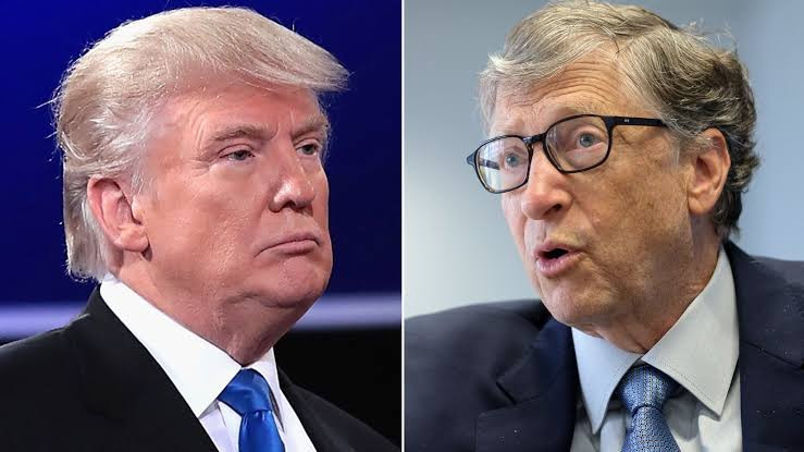 """They?ll find a way to let him back on?- Bill Gates says Trump should be allowed to return to social media"