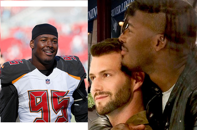 NFL star, Ryan Russell opens up on becoming the first openly bisexual player