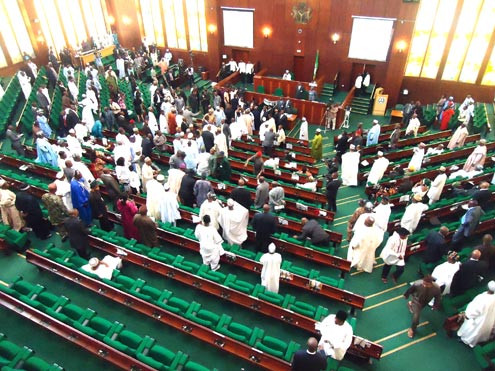 PDP lifts suspension on house of representatives members
