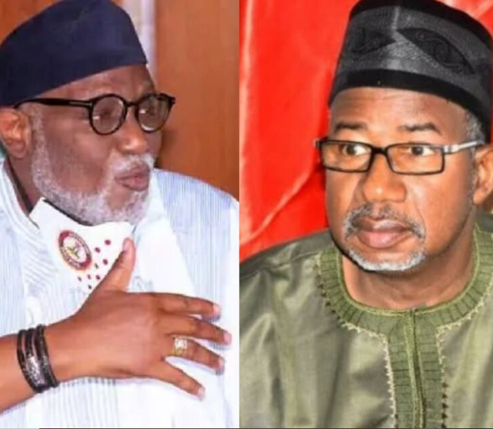 """""""Nigerians don?t need the permission of governors to settle anywhere"""" Bauchi governor says in response to Ondo governor"""