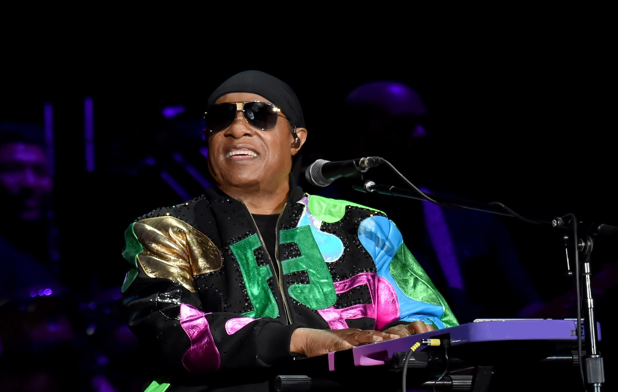 Stevie Wonder planning to move permanently to Ghana over racial injustice in America (video)