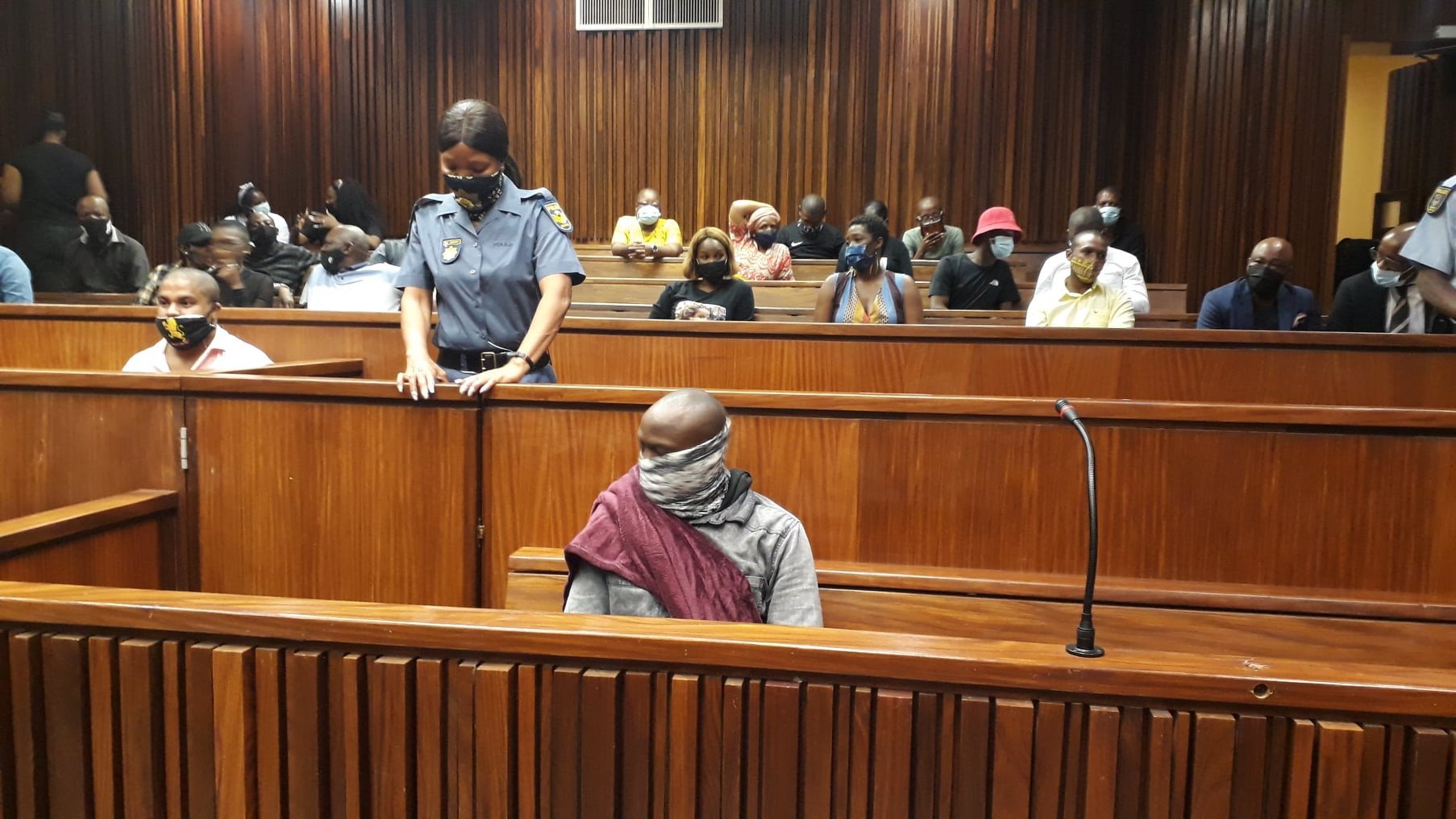 South Africa: A man was hired by her married lover to kill her in order to hide the pregnancy from his wife