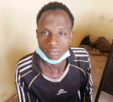 Native doctor who allegedly kills little children for ritual purposes arrested in Bauchi (photo)