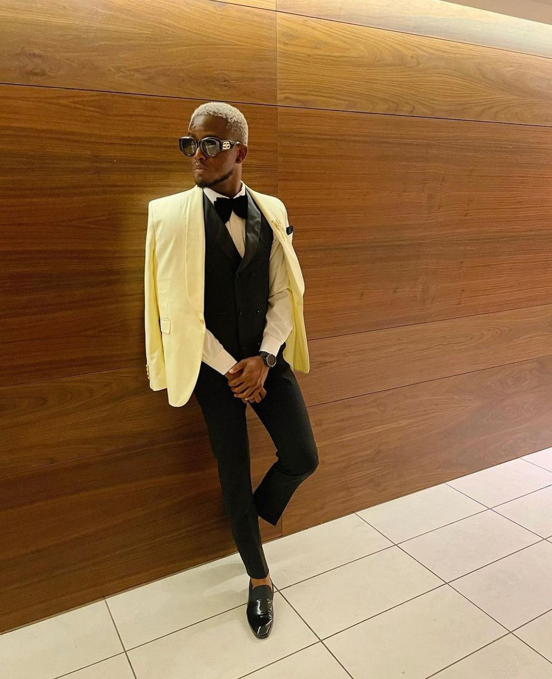 ???See the Nigerian Celebs at 14th Headies award (photos)