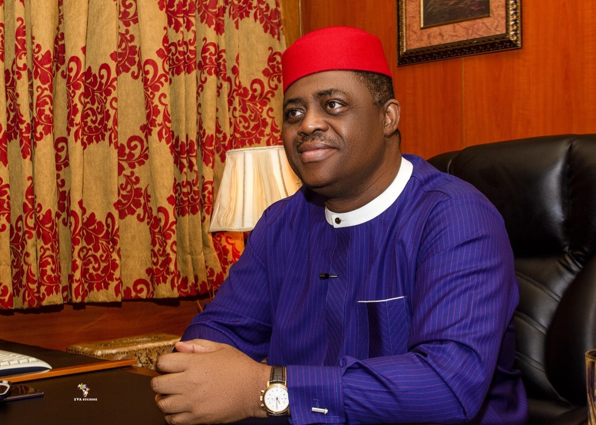 Some of us were born into wealth and have never lacked it, PDP governments persecuted me for seven years - FFK speaks on rumours of his defection to APC