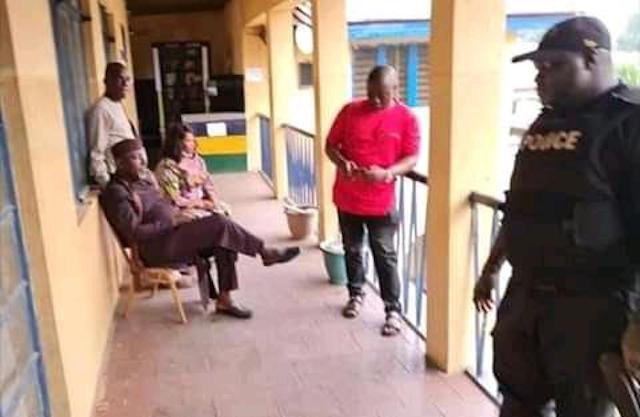 Rochas Okorocha released after being arrested by the police