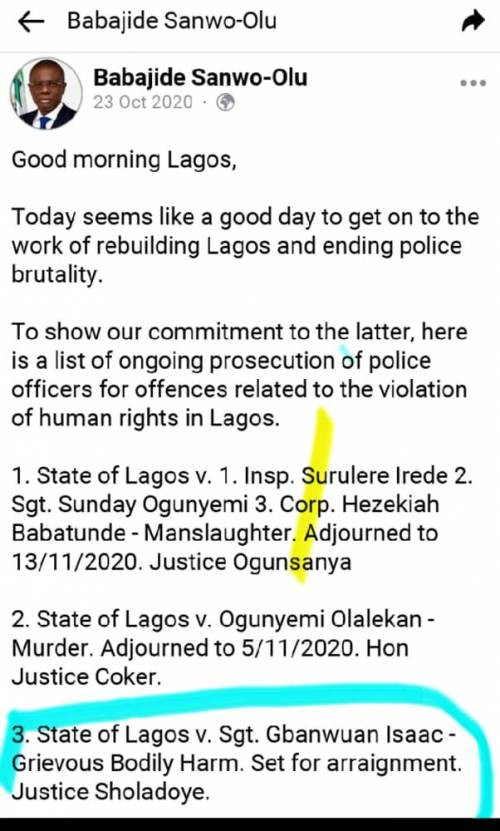 Nigerian lady accuses the police of shielding her fianc? who allegedly poured hot stew on her after discovering he had low sperm count