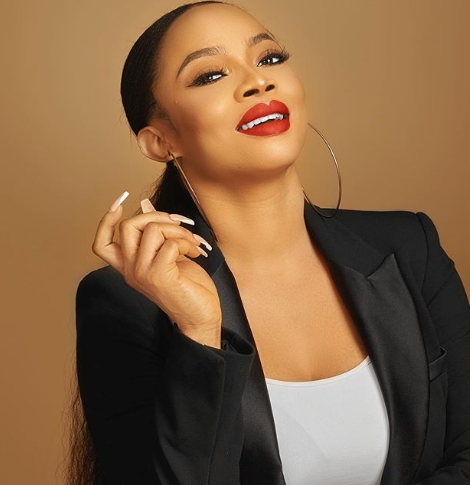 Toke Makinwa reveals what she thinks of whenever she sees a pregnant woman