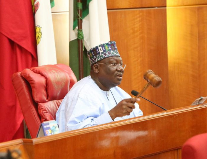 FG will restore peace and sanity in two months ? Senate President, Ahmad Lawan
