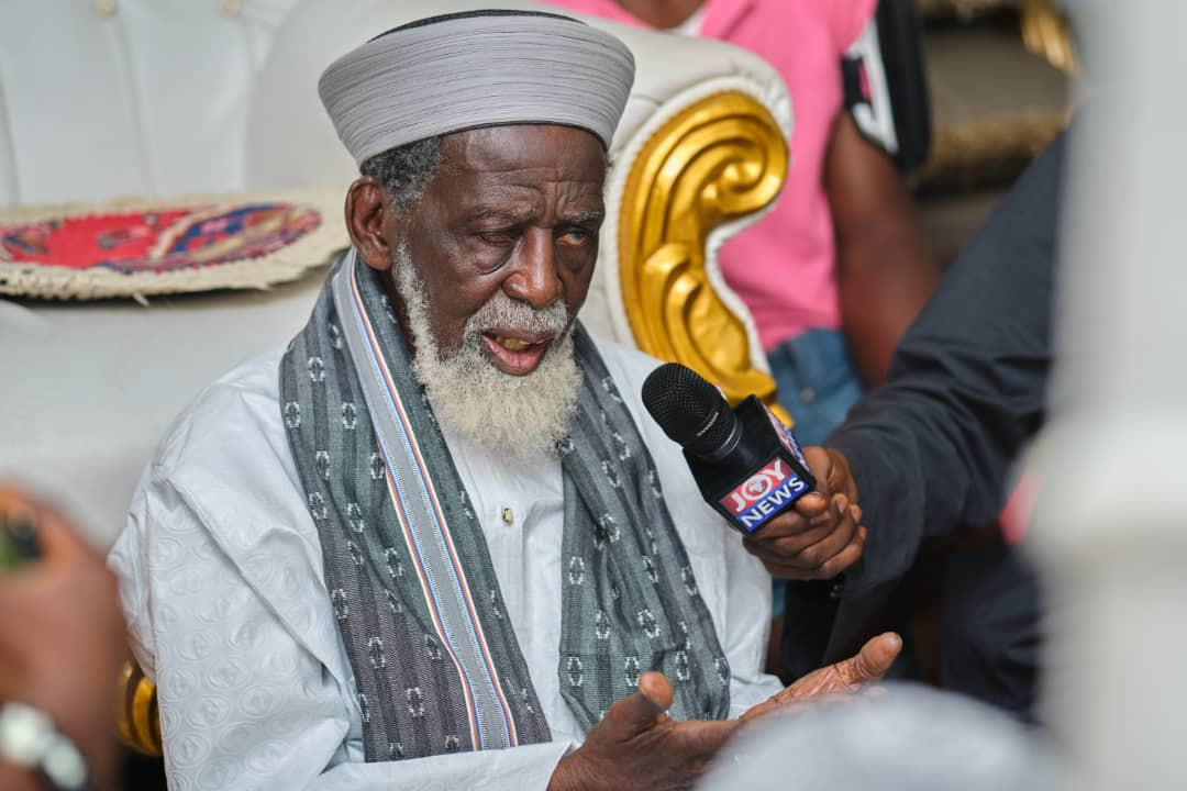 Homosexuality is totally unacceptable in Islam and should never be legalized - Chief Imam of Ghana