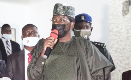 Negotiating with bandits is not a sign of failure - Governor Matawalle