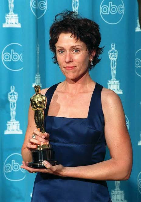 Oscar winner Frances McDormand explains why she turned down press requests for 10 Years