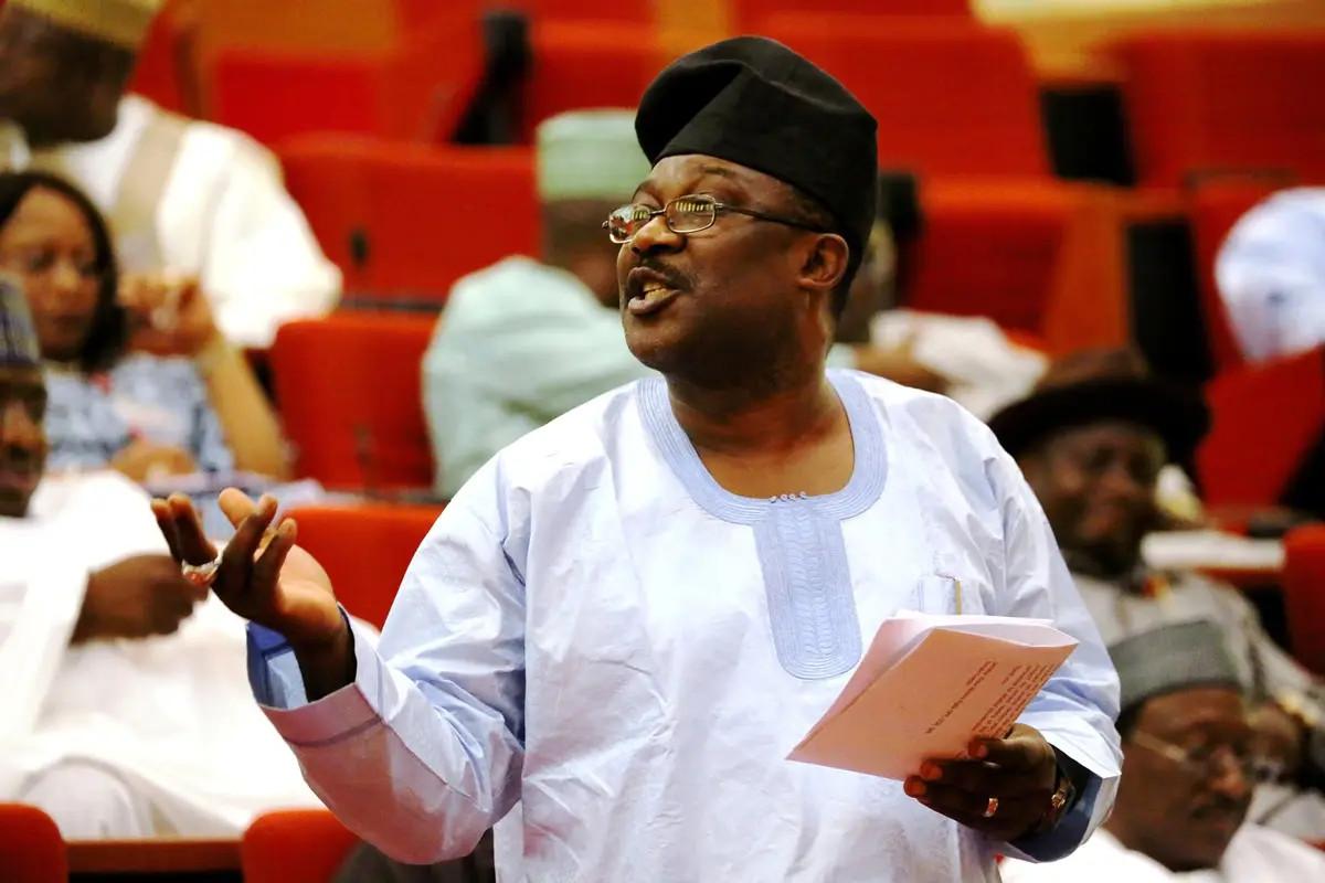 Senator Adeyemi describes Abia state Governor, Okezie Ikpeazu as a