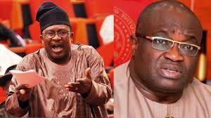 Seek psychiatric help before your case becomes unmanageabl e- Governor  Ikpeazu blasts Senator Adeyemi who called him a ''Drunkard''