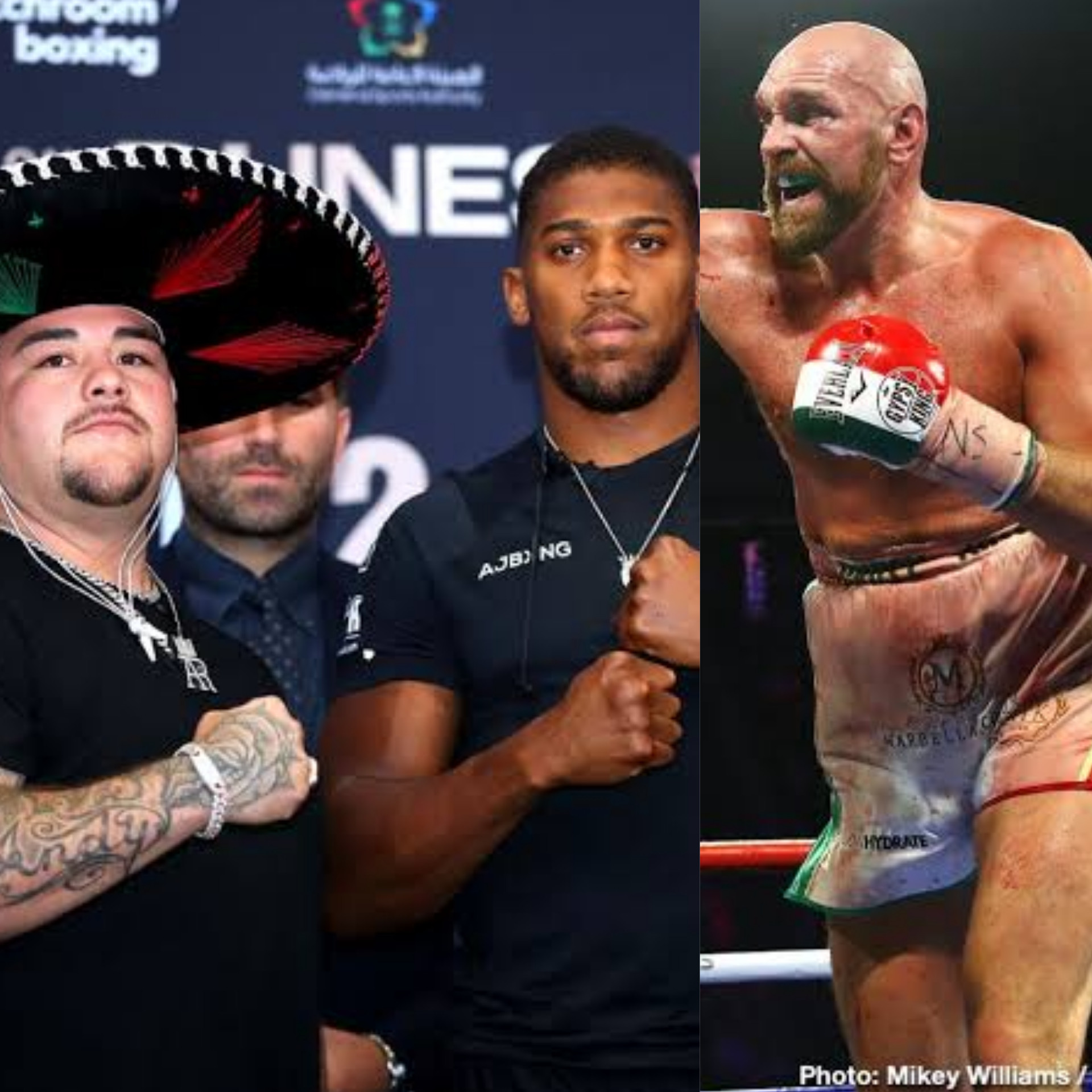 Andy Ruiz Jr tips Tyson Fury to beat Anthony Joshua as blockbuster unification draws near