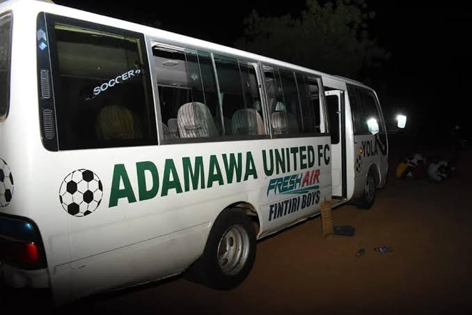 Kidnapped Adamawa FC driver finally freed