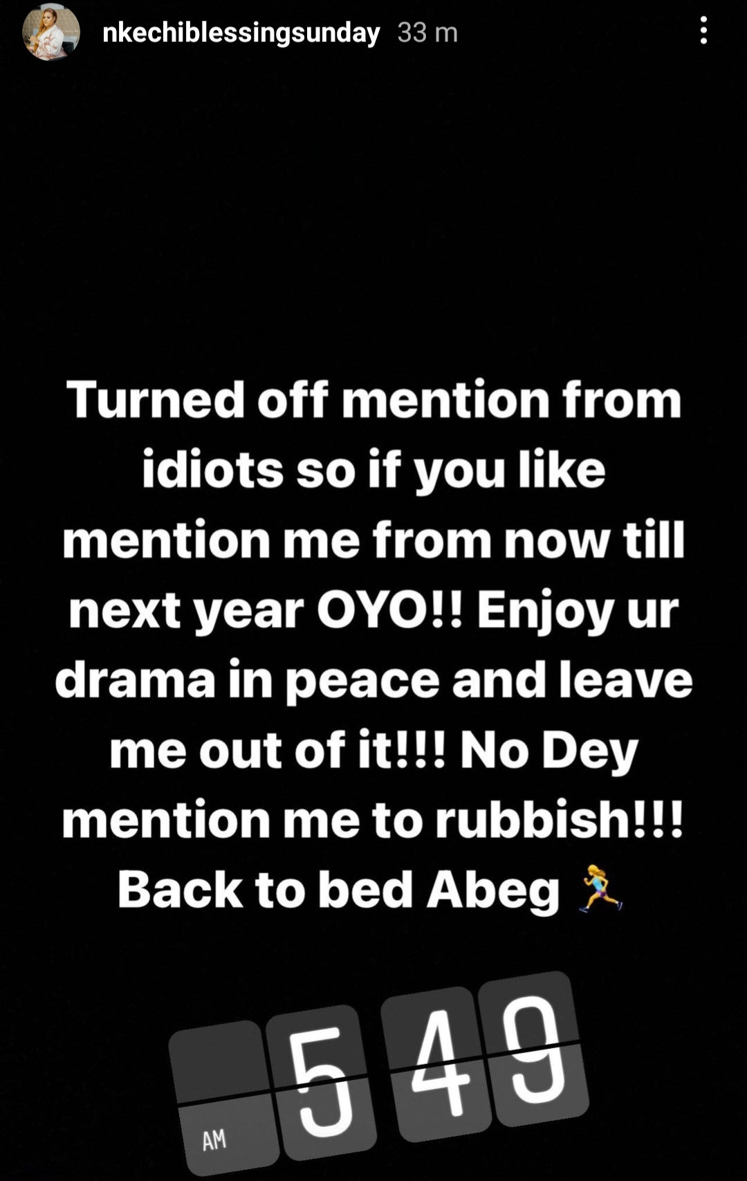 Bobrisky drags Nkechi Blessing Sunday and she responds