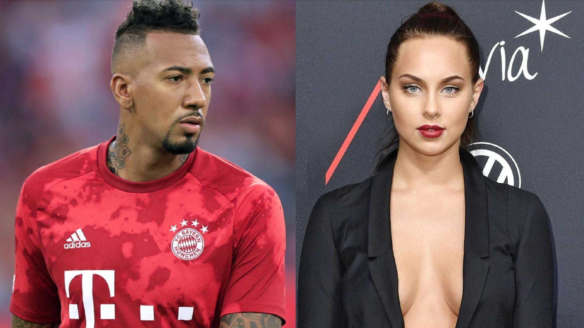 Bayern Munich star, Jerome Boateng under investigation for allegedly tearing model girlfriend Kasia Lenhardt