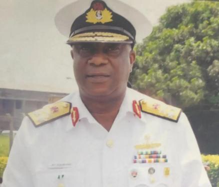 Rear Admiral Joe Aikhomu dies from COVID-19 complications