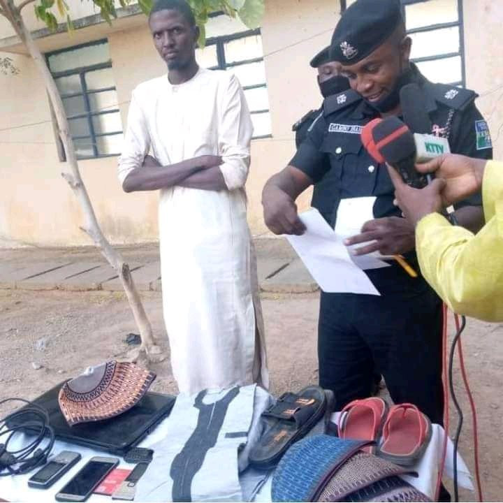 Man arrested for stealing valuables from his girlfriend