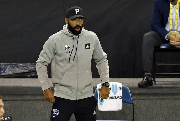 Thierry Henry quits as manager of MLS side Montreal Impact, says the role was having too much impact on his family