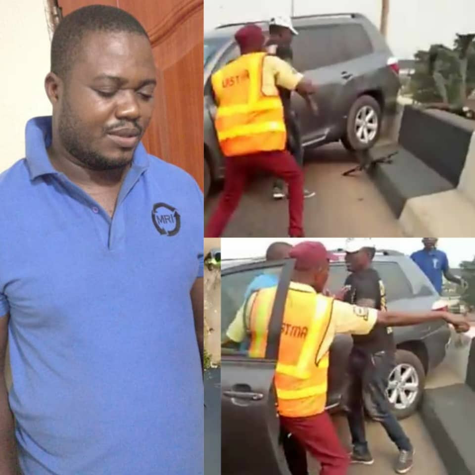 Erring driver who knocked policeman off the bridge arraigned for attempted murder, to be remanded in prison till March 26