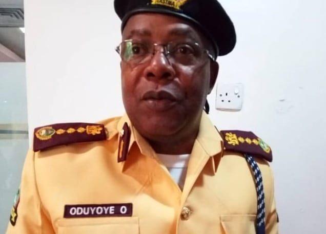 Traffic officers to start wearing body cameras ? LASTMA boss Olajide Oduyoye