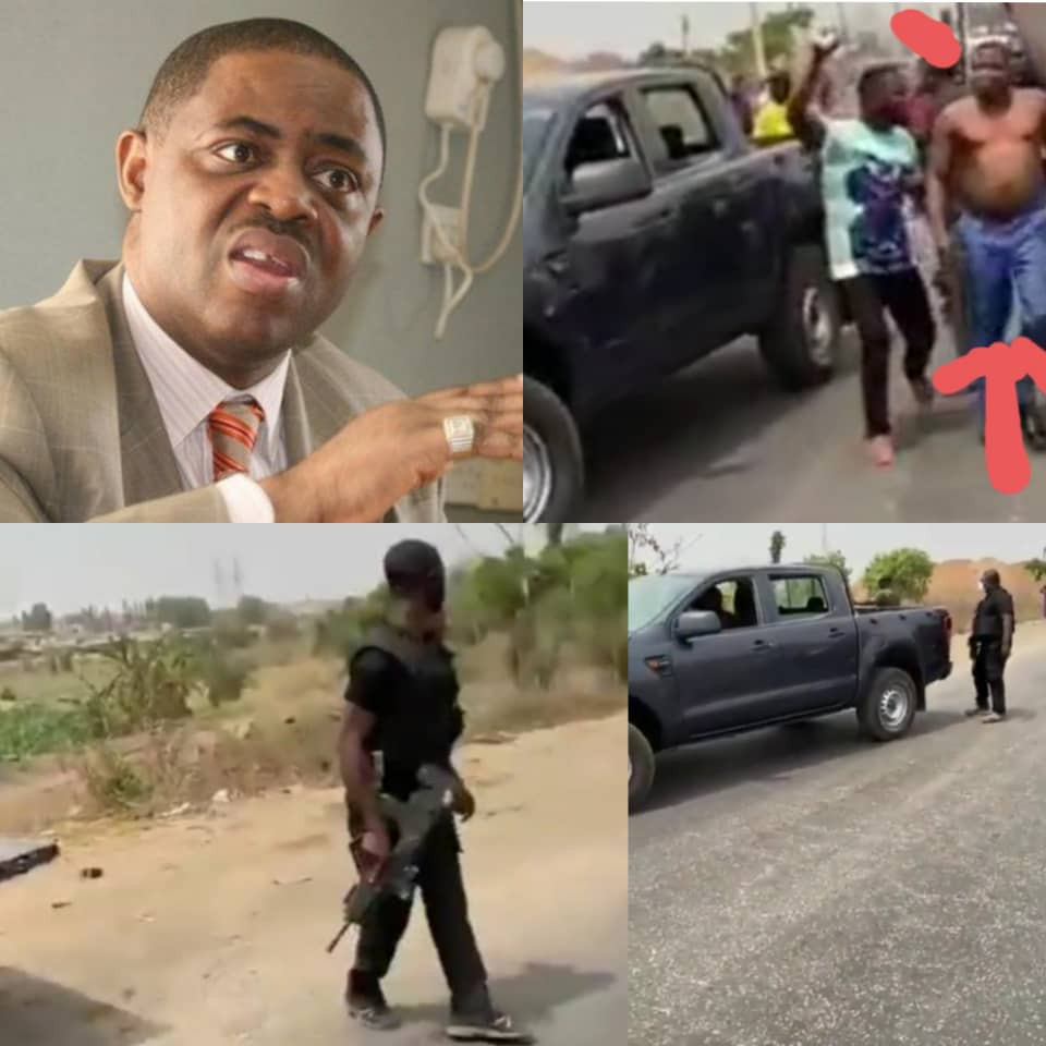 Killing Sunday Igboho or detaining him unlawfully would be the biggest mistake they could make - FFK warns FG