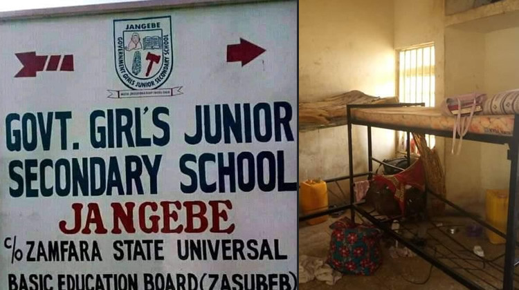 Seven of the 317 abducted Zamfara schoolgirls escape from their abductors