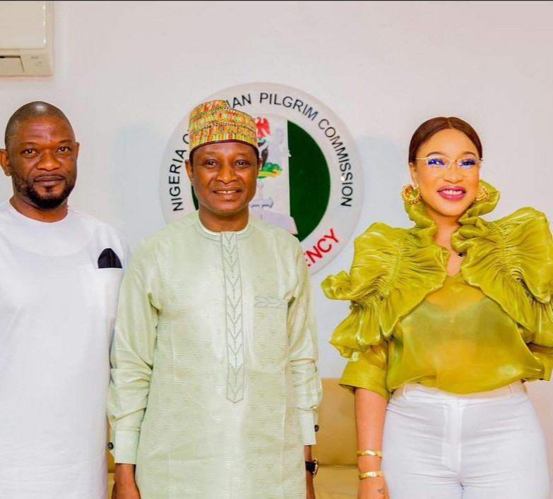 Tonto Dikeh releases statement as NCPC denies appointing her as Peace Ambassador