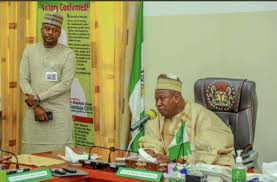 Gov Ganduje sacks his his Special Adviser on Media, Salihu Tanko Yakasai, after he criticized President Buhari and APC