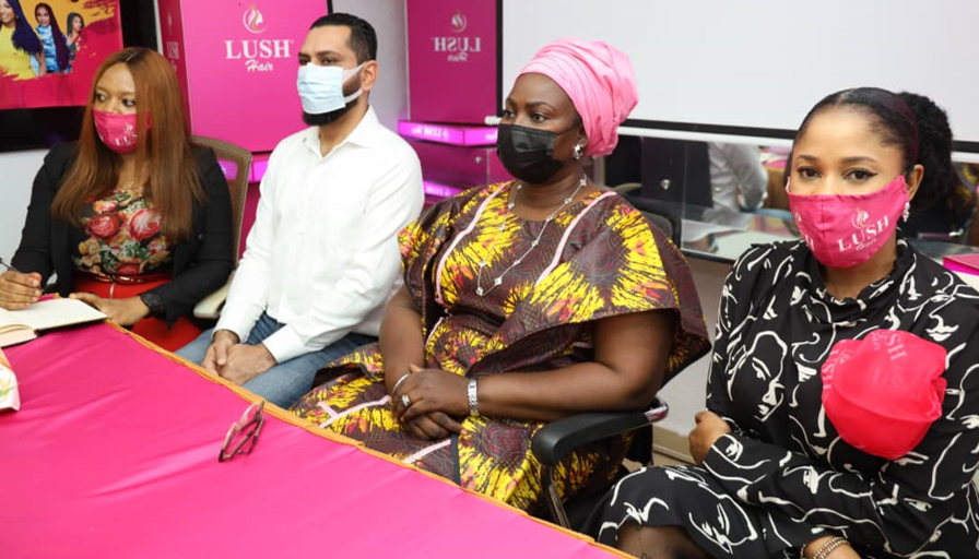 Lush Hair Opens Free Hair Styling Academy
