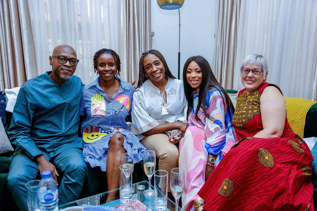 Lovely photos from Mo Abudu